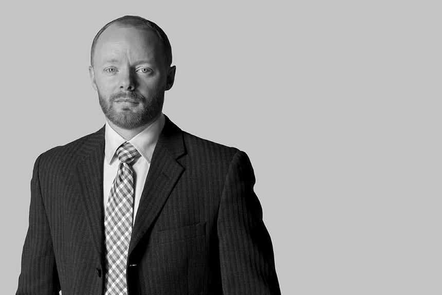 Ryan MacDonald is a lawyer and partner with the firm Key Murray Law.