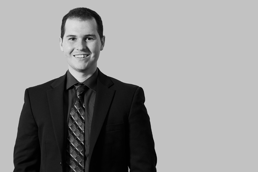 Barry Malone is an associate lawyer with the law firm Key Murray Law in Prince Edward Island